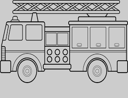 100 Semi Truck Clip Art Coloring Page Free For Kids Download Free