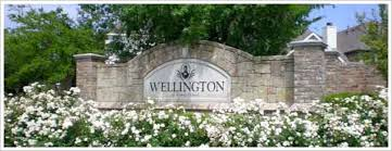 Wellington Homes For Sale In Flower Mound Texas