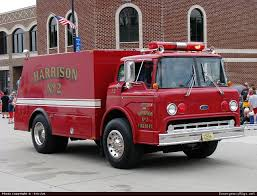 100 Ford Fire Truck Photos C8000 Tanker Harrison Department