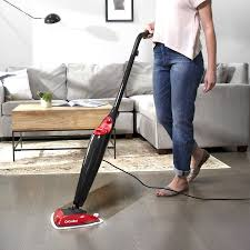 Steam Cleaning Old Wood Floors by Amazon Com O Cedar Microfiber Steam Mop