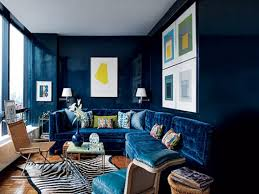Toshis Living Room Dress Code by Whitewash Paint Blue Wall Colors And Decor Room Navy Blue And