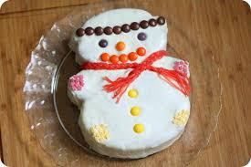 gâteau bonhomme de neige pour occuper les enfants et 2 moules à