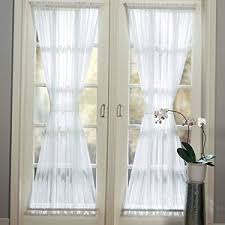 Boscovs Blackout Curtains by Roma Ii Voile Sheer Door Panel Boscov U0027s