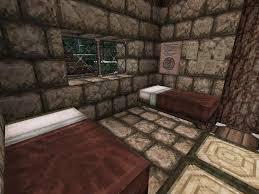 Minecraft Bedroom Wallpaper by Minecraft Family Cabin Bedroom By Lilgamerboy14 On Deviantart