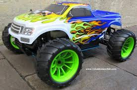 100 Real Monster Truck For Sale Amazoncom HOT SALE RC Nitro Gas HSP 110 Scale 4WD