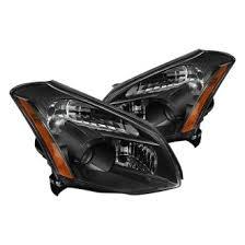 2007 nissan maxima custom factory headlights carid