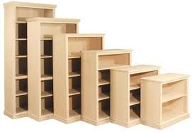 shop wood bookshelf products on houzz solid wood bookshelves for