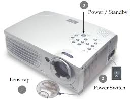 optoma h50 projector l