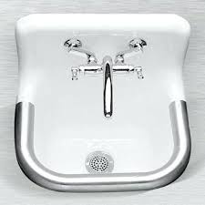 Apron Front Sink Home Depot Canada by Service Sink Kitchen Sinks Stainless Steel Undermount Faucets At