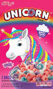 Kelloggs Unicorn Cereal Will Make You Believe In MagicTasting Cupcakes That Is