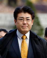 Japanese Reporter Tatsuya Kato Of Sankei Shimbun Newspaper Arrives At The Seoul Central District Court In