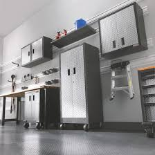 Gladiator Storage Cabinets At Sears by Decor Gladiator Garage Storage Home Depot Garage Cabinets