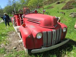 Saw This 1946 Ford Firetruck Yesterday.... - General Discussion ...