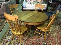 ANTIQUE OAK DINING TABLE WITH 1 LEAF & 4 MODERN PRESSBACK CHAIRS ... Press Back 5 Piece Ding Set Pressback Table And Chairs Redo Originally A Light Oak Set From The Sold Vintage Pressed In As Old White Daisys Doo Dahs Fniture Chairs Stone Barn Antique Oak Ding Table With 1 Leaf 4 Modern Pressback Chairs Nostalgia Traditional Double Pressback Side Chair Colantonio Chair Makeover Larkin Wikipedia Buttonwood Countryside Amish Five Christopher Columbus Press Back 1893 Chicago Worlds Fair Victorian Of 6 Antique Carved Elm Oak 31285