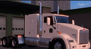 Kenworth T800 Modular Truck - ATS Mod | American Truck Simulator Mod Kw Truck Repair Home Facebook Kenworths T680 Now Available In Lweight Cfiguration News 2019 Kenworth 13 Sp Sleeper For Sale 10863 Kenworth C500 Off Highway T900 Legend Southpac Trucks On Everything Trucks Rightsizes New Model T904 908 909 Australia Youtube W900l Silverstatespecialtiescom Reference Section T800 8x8 Flatbed Welcome To The Truck Journal Magazine Driving Erevolving T880 Buffalo Road Imports Dart 50 Edt Articulated Dump