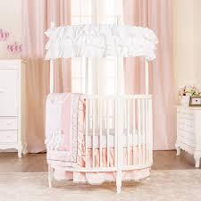 Dream On Me Sophia Posh Circular Crib, White - Walmart.com