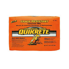 Quikrete Self Leveling Floor Resurfacer by Quikrete 80 Lb Resistant Concrete 100680 The Home Depot