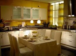 Image Of Momentous French Country Kitchen Designs Cheaply White Fabric Covers For Dining Chairs And