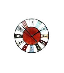 pendule murale cuisine horloge murale cuisine design pendule murale cuisine pendule de