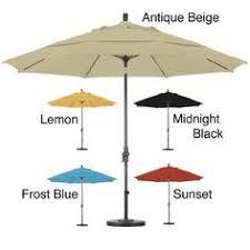 Sams Club Sunbrella Patio Umbrella by 10 U0027 Market Umbrella Various Colors Available Sam U0027s Club For