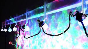 projection light string multi