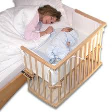 Co Sleepers That Attach To Bed by Dreamgood Baby Bed