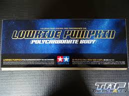 Midnight Pumpkin Rc Body by Tamiya 93036 Polycarbonate Lowride Pumpkin Closer Look The Rc Racer