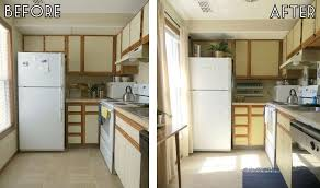 Kitchen Makeover Before After Rental Apartment Shelf Liner Cabinets Navy Blue Aqua Eclectic Global Tropical Moroccan