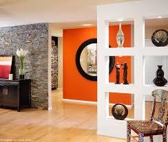 Best Paint Colors For Living Rooms 2017 by Best 25 Orange Accent Walls Ideas On Pinterest Orange Home