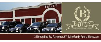 Bailey Family Funeral Home Obituaries
