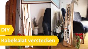 diy anleitung kabelsalat vermeiden verstecken roombeez powered by otto