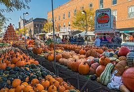 Pumpkin Patch Toledo Ohio by Circleville Pumpkin Show Circleville Oh Ohio Pinterest