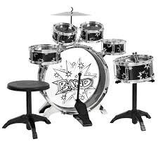 Play Kitchen Sets Walmart by Kidibeats Drum Set U0026trade Walmart Com
