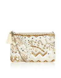 summer floral 3d clutch bag multi accessorize curated