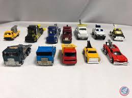 100 Hot Wheels Tow Truck 12Die Cast Cars HOT WHEELS Auctions Online Proxibid