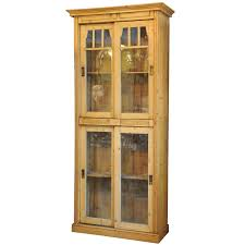Stand Alone Pantry Closet by Pantry Cabinet Pine Pantry Cabinet With Pine Cabinets And