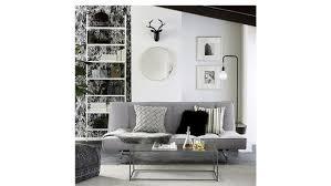 Cb2 Frost Sleeper Sofa by Cb2 Flex Sofa Orange Centerfieldbar Com