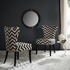 Upholstered Dining Chairs With Nailheads by Dining Room Chairs Set Of 2 Safavieh Com