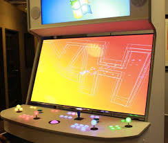 X Arcade Mame Cabinet Plans by Arcade Cabinet Plans Cocktail Arcade Cabinet Home Design Ideas