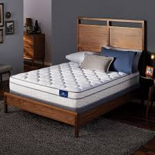 Serta Perfect Sleeper Air Mattress With Headboard by Split Queen Mattress Topper Mattress