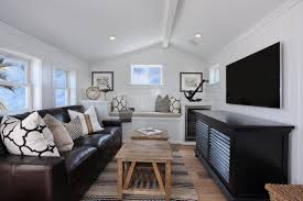 Living Room Black Band Design Peninsula Point Brown And Blue Ideas Extraordinary