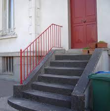 res d escaliers exterieurs sur mesure en fer forge de tradition
