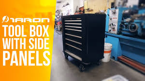 Tool Box Side Cabinet Nz by Taron Toolboxes Tbr0107 X Tool Box Youtube