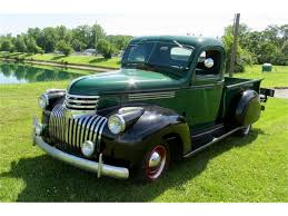 1946 Chevrolet 1/2-Ton Pickup For Sale | ClassicCars.com | CC-1129004 Luxury Pickup Trucks Ford Ram Chevy Gmc Sell For 500 Jd Byrider Of Dayton Oh Ccinnati Used Cars Dealership West Chester Moving And Storage In Ohio Mayberrys Van Cest Cheese Food Roaming Hunger E J Trailer Sales Service Inc New Subaru Car Serving White Allen Honda Vehicles Sale 45405 2018 Dodge Sale Fresh Price Ut Cruisin Classics Home Page