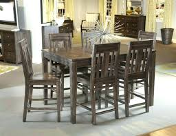 High Top Kitchen Tables Unique Table Height Sets Tall Dining