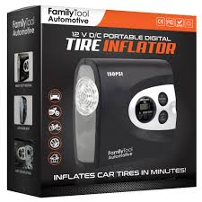Tire Inflator - 12V Air Compressor Pump - 150PSI - Perfect For Car ... Best Portable Tire Inflators Of 2018 Should You Buy One Scanner Dual Chuck Inflator Set With Hose 3 Pc Air Dual Tire Chuck 812 Long Trucks Atvs Rvs Tool Inflator 8mm Brass Car Truck Air Valve Connector Clipon Copper Craftsman 12v Shop Your Way Online This Will Selfinflate Like A Selfwding Watch Theblaze 5 Gallon Bead Seater Seating Blaster Motorcycle Vehicle Diagnostic Tool Inflators Fix Flat Sealer Youtube For Or China Jqiao Auto Gloo Dc Electric Compressor Pump 150 Psi Digital