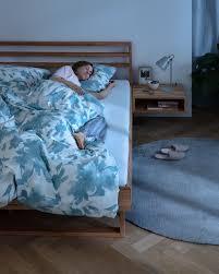 wohnidee tipps für einen tiefen schlaf