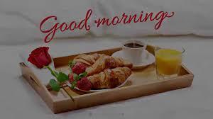 Pinnatta Good morning Breakfast in bed