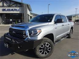 100 Toyota Tundra Trucks For Sale Used 2018 In Whitefish MT Near Kalispell