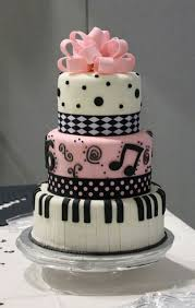 Perfect For A Rockabilly Themed Wedding Cake Retro Music Cakes